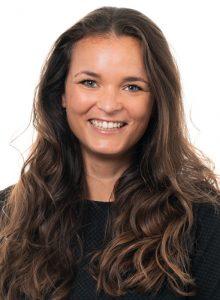 Stephanie Steenes - Medewerker Binnendienst