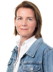 Yvonne Vreeburg - Medewerker Binnendienst