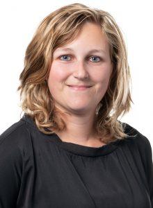 Jantine Aantjes - Medewerker Binnendienst