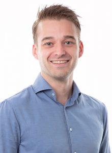 Jurgen Weikamp - Medewerker Binnendienst